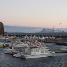 Stykkishólmur harbour