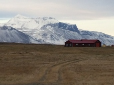 ... and a final view of Snæfellsnes from near Ytri-Tunga.