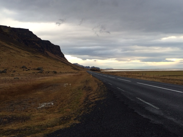 This photo was taken on the Ring Road, heading east toward Vík. It is representative of the virtually empty roads that we enjoyed throughout the trip.