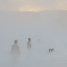 Inside the Blue Lagoon