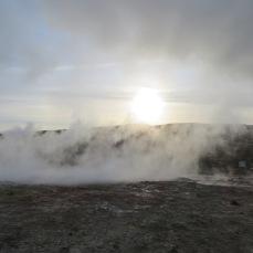 Gunnuhver Hot Spring