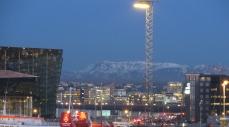 Reykjavík harbour (looking east)