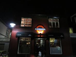 Kaffibarinn, Reykjavík