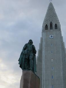 Hallgrimskirkja, Reykjavík