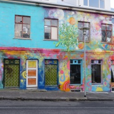 Street art in Reykjavík