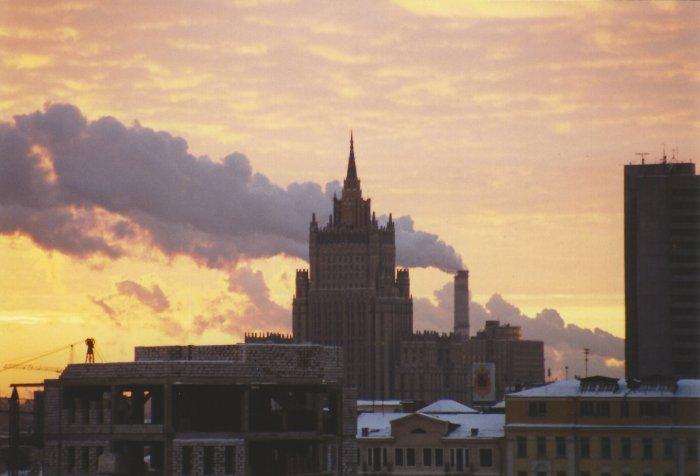Stalin Building
