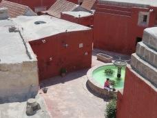 Inside the Monasterio de Santa Catalina, Arequipa