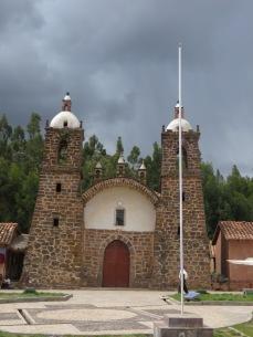 Church at Raqchi