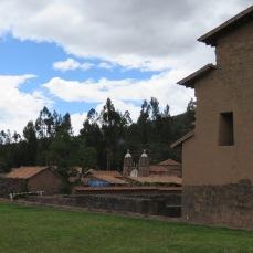 Racqhi, Peru