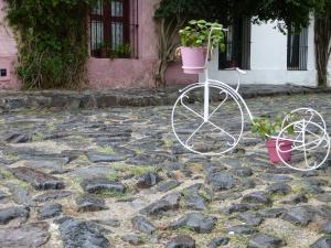 17th century cobblestones, Colonia del Sacramento