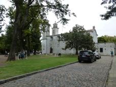 Basilica del Santisimo Sacramento, Colonia del Sacramento, Uruguay
