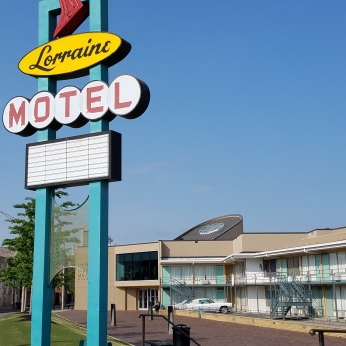 The Lorraine Motel (Memphis)