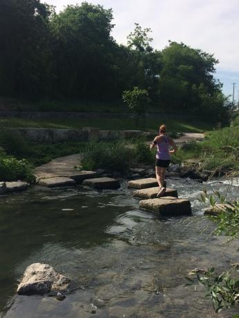 River Walk Stepping Stones (San Antonio)