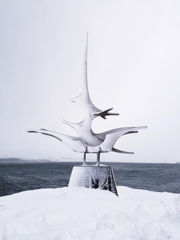Akureyri Art Trail - Sigling (Sail)