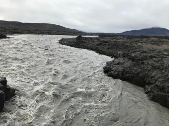 The Kreppa river (Askja Route - F910)