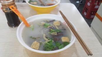 Duck Blood Soup (Nanjing)