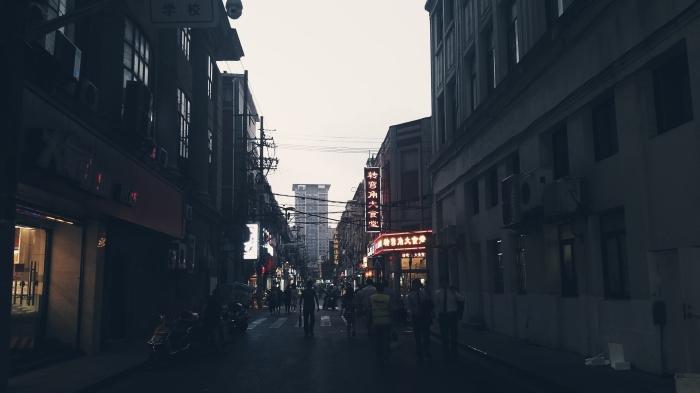 Shanghai Side Street
