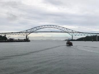 Bridge of the Americas, Panama Canal
