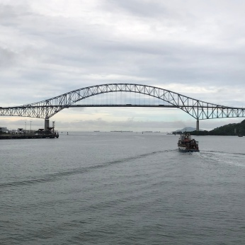 Bridge of the Americas, Panama Canal