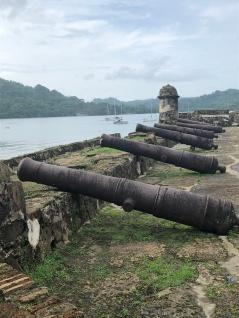 Fuerte Santiago, Portobelo, Panama