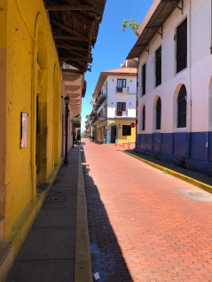 Casco Viejo (Old Compound), Panama City