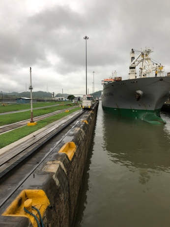 Pedro Miguel Lock, Panama Canal