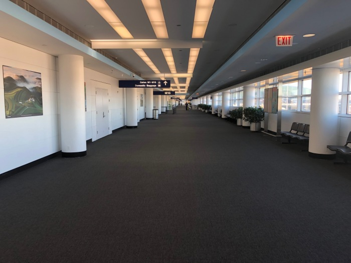 Chicago O'Hare International Terminal
