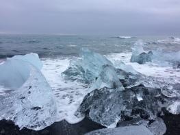 Icebergs at Jökulsárlón (Nov 2016)