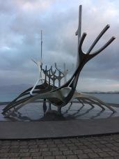 Sun Voyager, Reykjavík (Nov 2016)