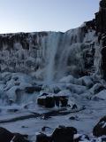 Þingvellir Waterfall (Nov 2016)